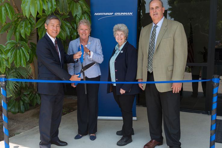 Northrop Grumman Opens New Facility Bringing Innovation and Jobs to Oxnard