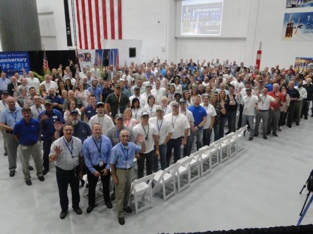 Northrop Grumman Celebrates 20 Years in Iuka Mississippi