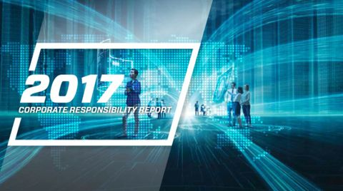 Northrop Grumman Describes Global Corporate Responsibility Activities in 2017 Report