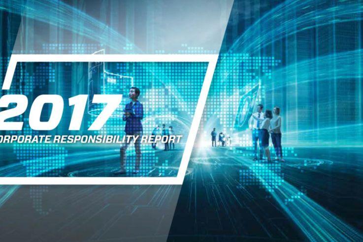 Northrop Grumman Describes Global Corporate Responsibility Activities in 2017 Report