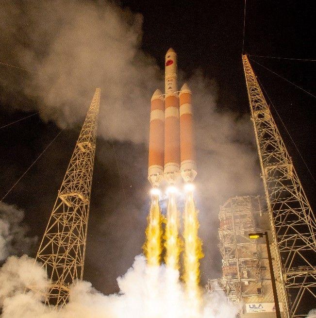 Parker Solar Probe Northrop Grumman Helped Boost NASAs Journey to the Sun_1