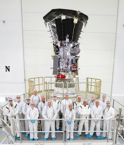 Parker Solar Probe Northrop Grumman Helped Boost NASAs Journey to the Sun_2