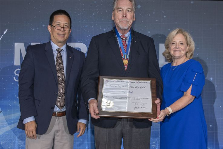 Northrop Grumman Innovation Systems Employee Honored with NASA's Outstanding Public Leadership Medal