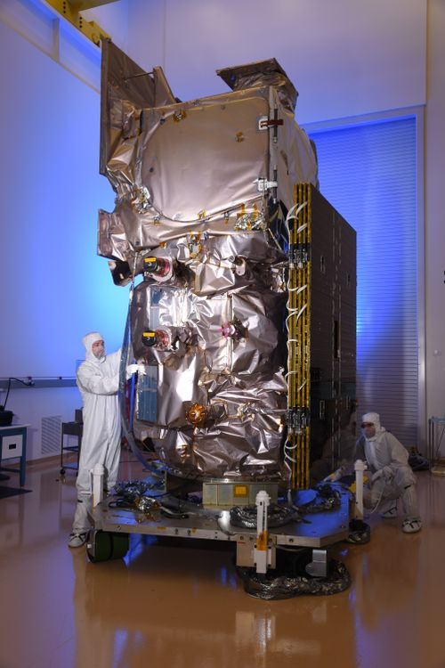 Northrop Grumman-Built ICESat-2 Spacecraft Successfully Launched by United Launch Alliance for NASA_201809171652