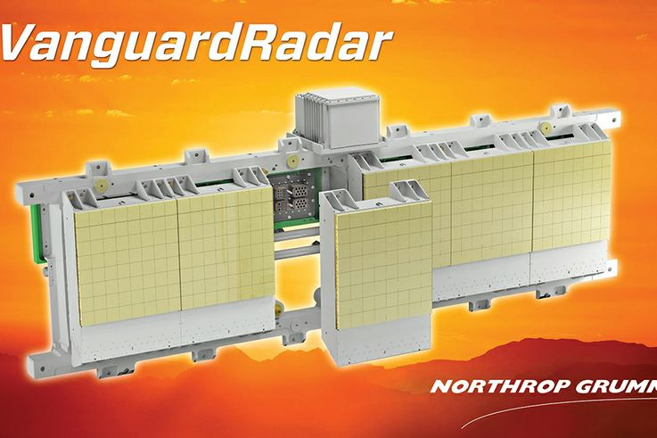 "Northrop Grumman Unveils ""Vanguard"" Open Architecture Radar Solution"