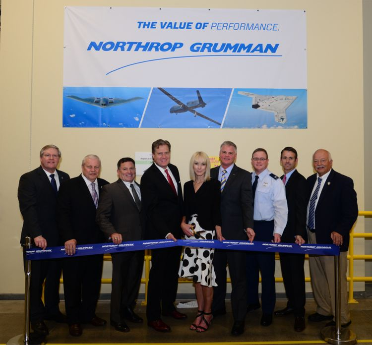 Northrop Grumman Expands Facility in Beavercreek Ohio Continues to Add Manufacturing Jobs