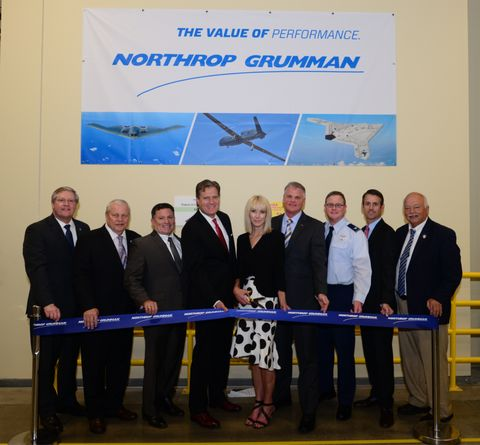 Northrop Grumman Expands Facility in Beavercreek, Ohio, Continues to Add Manufacturing Jobs