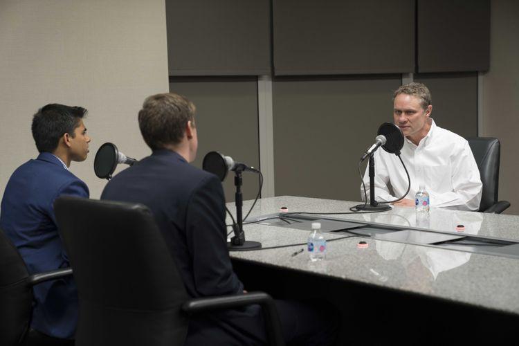Wes Bush Podcast