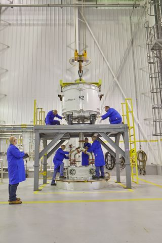Northrop Grummans Missile Defense and Controls Continues its Legacy of Supporting Industry Firsts