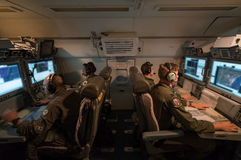 Northrop Grumman awarded 17.5 Million Contract for Fifth Generation Upgrade of E-8C Joint STARS Central Computers