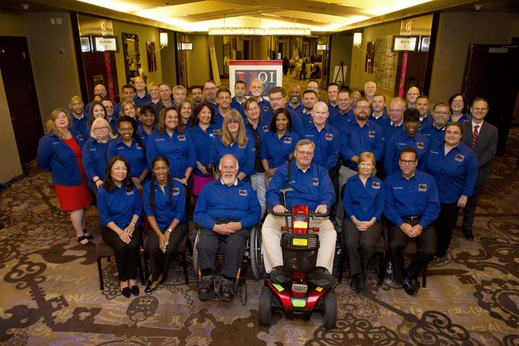 """Northrop Grumman Selected as a 2018 """"Leading Disability Employer"""" by the National Organization on Disability"""