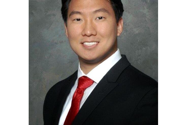 Andrew Choi, Northrop Grumman, 2018 SASE award winner