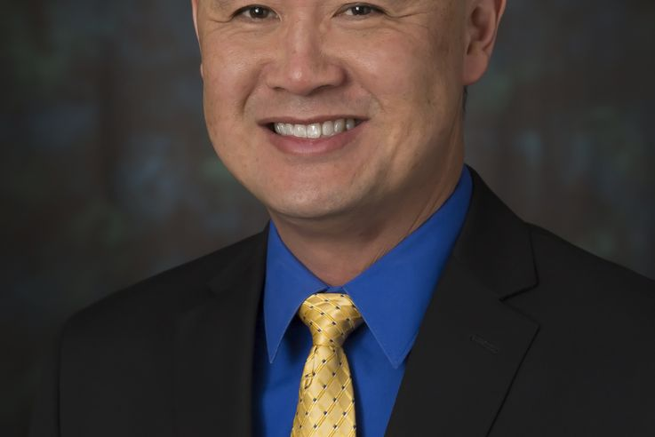 David Lee, Northrop Grumman, 2018 SASE award winner