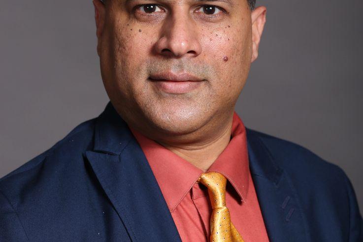 Madhavan Komanduri, Northrop Grumman, 2018 SASE award winner