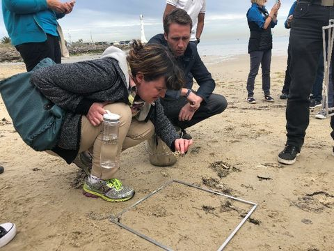 Northrop Grumman Foundation and Philippe Cousteau Jr.'s EarthEcho International Brought Real World Science and Exploration to the Classroom with EarthEcho Expedition: PlasticSeas in Australia