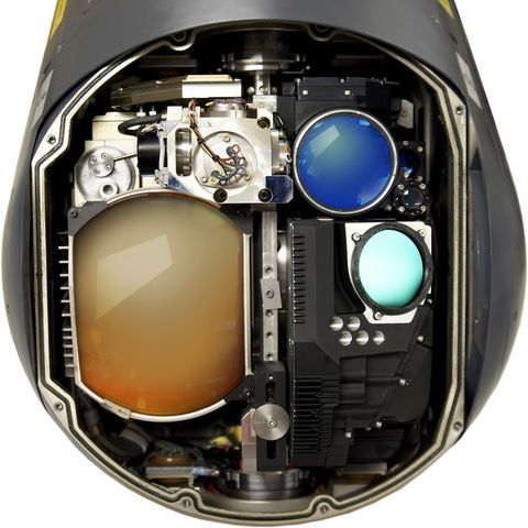 Northrop Grumman Receives LITENING Targeting Pod IDIQ Award with 1.3 Billion Potential