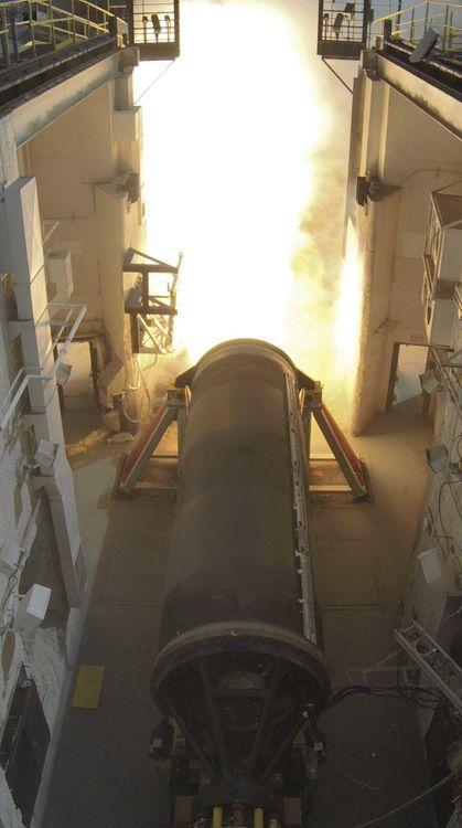 Northrop Grumman Awarded Contract for Minuteman and Peacekeeper Rocket Motor Aging Surveillance Program_201901171546
