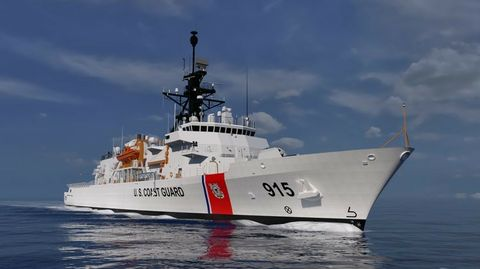 Northrop Grumman to Support Coast Guard Patrol Cutter C4ISR and Control