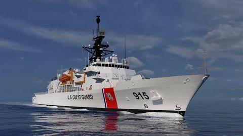 Northrop Grumman to Support Coast Guard Patrol Cutter C4ISR and Control