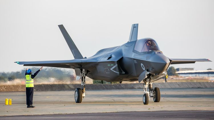 Northrop Grumman Welcomes Selection of UK for Second Major Assignment to Provide Global F-35 Avionics and Aircraft Component Repair Services