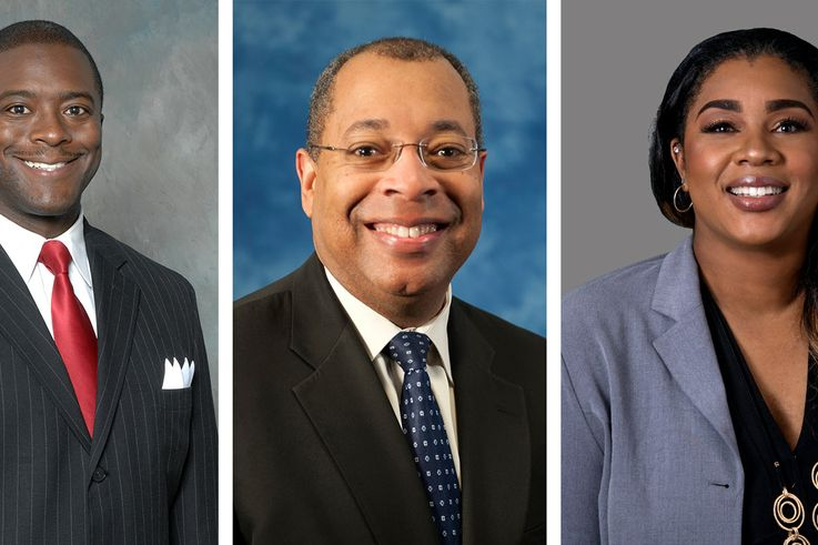 Northrop Grumman's Arik Brown and Kimberly Cross Honored at 2019 Black Engineer of the Year STEM Global Competitiveness Conference
