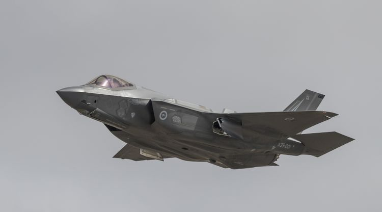 Northrop Grumman Selected to Continue F-35 Program Mission Critical Work