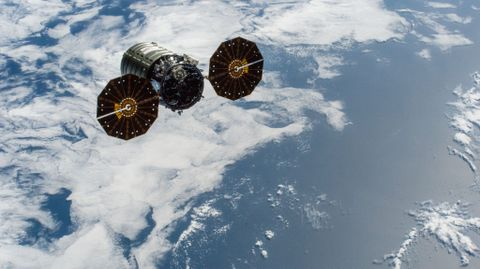 Northrop Grumman's Cygnus Spacecraft Successfully Concludes Mission to the International Space Station