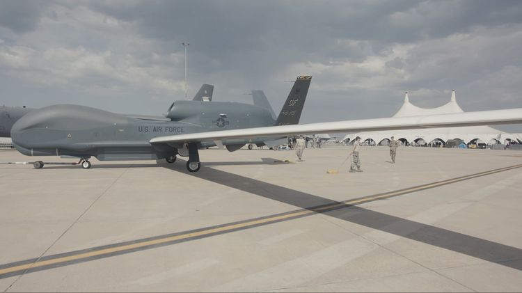 Global Hawk Achieves Historic First at Avalon 2019