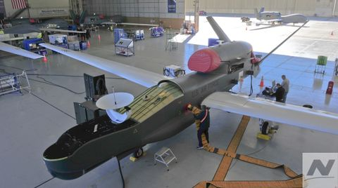 Northrop Grumman Palmdale Facility Awarded Quality Plant of the Year_1