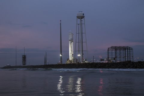 Northrop Grumman Set to Launch 12th Cargo Delivery Mission to the International Space Station for NASA