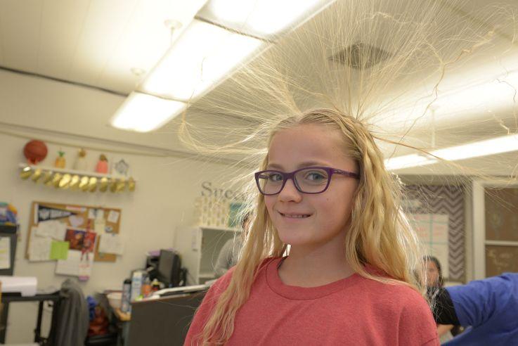 Northrop Grumman Sponsors 19th Annual STEM Conference for Girls