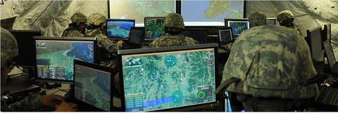 Northrop Grumman Awarded Contract to Advance Integrated Air and Missile Defense Battle Command System