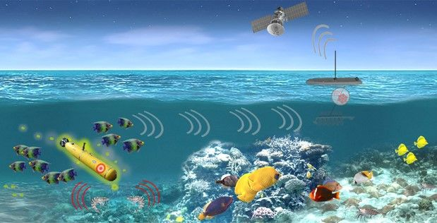 DARPAs Biological Technology Office Selects Northrop Grumman for Persistent Aquatic Living Sensors PALS Program