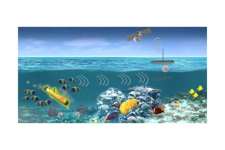 DARPA's Biological Technology Office Selects Northrop Grumman for Persistent Aquatic Living Sensors (PALS) Program