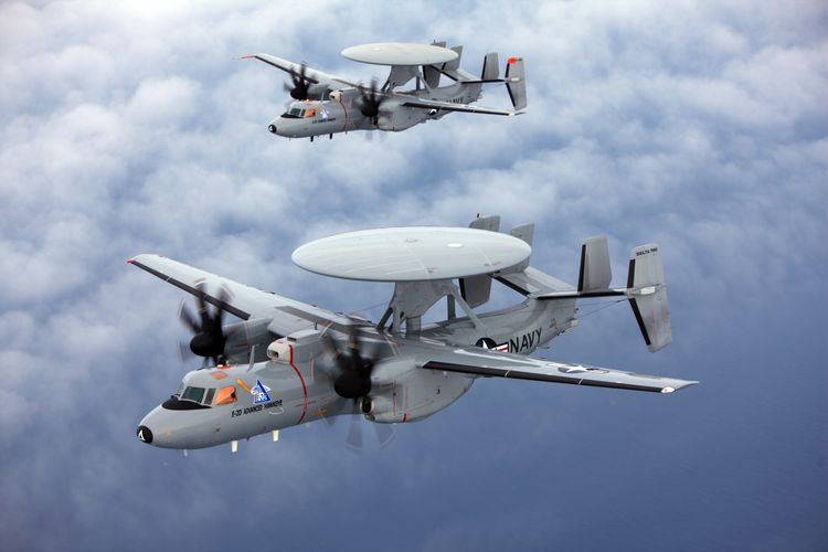 Northrop Grumman Awarded 3.2 Billion Multi-Year Contract for 24 E-2D Aircraft_1