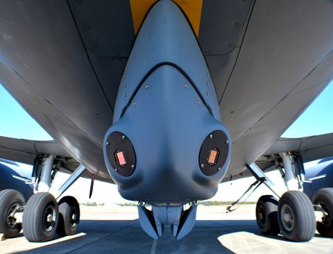 Northrop Grumman Infrared Countermeasures System for the KC-135 Achieves Milestone C