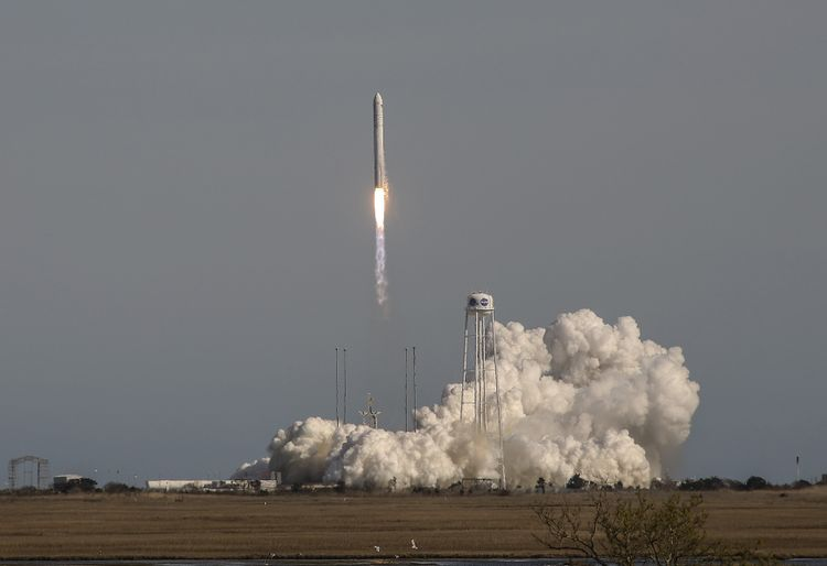 Northrop Grumman Successfully Launches 11th Cargo Delivery Mission to the International Space Station for NASA