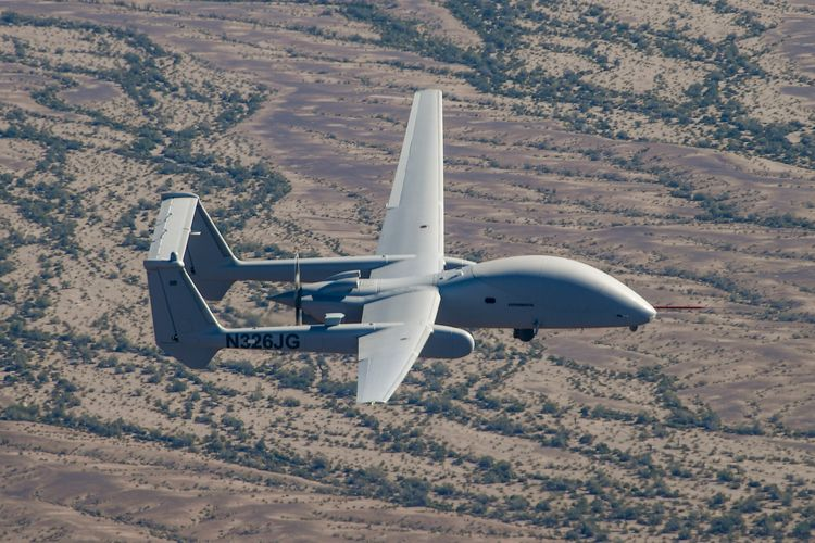 Northrop Grummans Firebird Capability Showcased at XPONENTIAL_2
