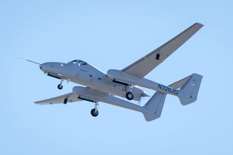 Northrop Grummans Firebird Capability Showcased at XPONENTIAL_1