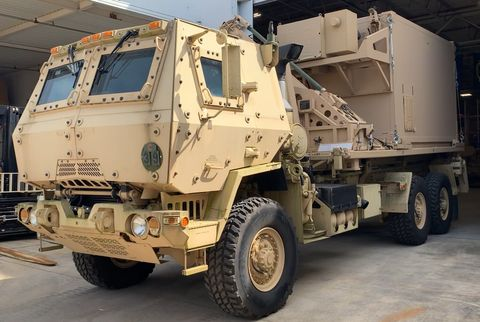 Northrop Grumman Delivers First Command Center for US Army Integrated Air and Missile Defense
