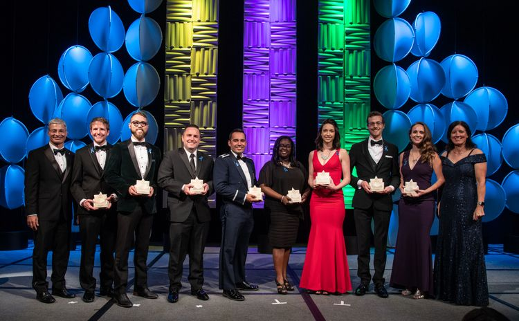 Northrop Grumman Wins Individual Team Awards at Annual RNASA Foundation Stellar Gala_2
