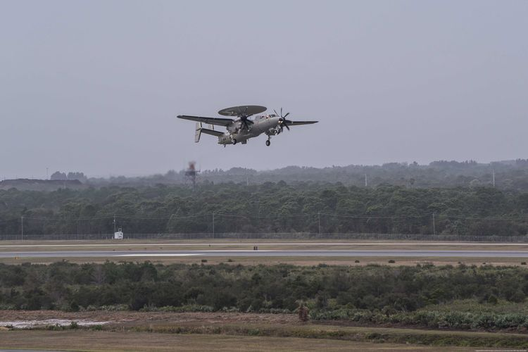 Northrop Grumman Delivers First E-2D Aircraft to Japan