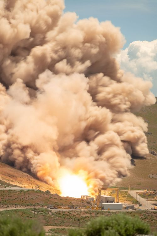 Northrop Grumman Successfully Completes First Stage Test for OmegA Rocket_2