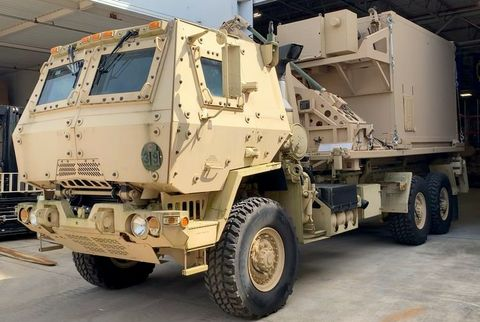 Northrop Grumman Delivers First Command Center for US Army Integrated Air and Missile Defense - Japanese