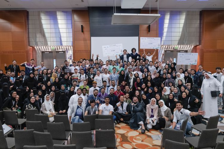 Saudi Students Gather STEAM during Three-Day Innovation Challenge_1