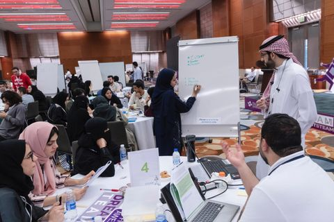 Saudi Students Gather STEAM during Three-Day Innovation Challenge_2