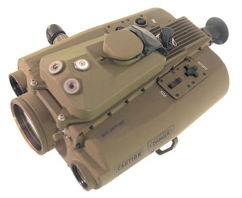 Northrop Grumman Receives Award to Upgrade US Army Lightweight Laser Designator Rangefinder Systems