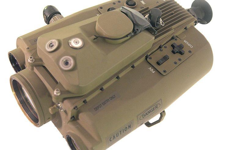 Northrop Grumman Receives Award to Upgrade US Army Lightweight Laser Designator Rangefinder Systems