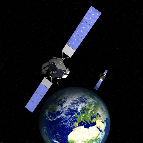 Northrop Grumman Awarded Contract to Deliver Space-Based Broadband Communication Satellites to North Polar Region for Space Norway