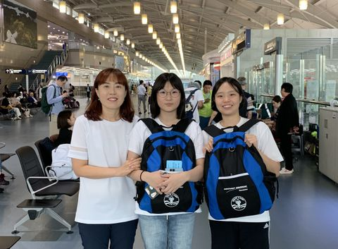 Northrop Grumman Foundation Sponsors Students, Teacher from South Korea to Attend Space Camp® in US